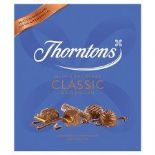 Thorntons Classics Milk Chocolates Box 248g